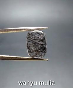 jual batu kecubung rambut hitam asli