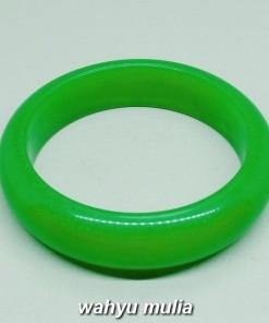 gelang batu giok hijau serpentine_4