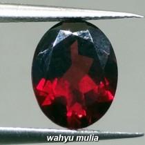 Batu Permata Pyrope Almandine Garnet Merah asli harga murah ber khasiat_5