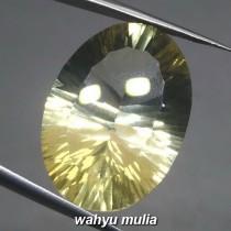 gambar Batu Permata natural Kecubung Kuning Citrine Quartz asli harga khasiat_4