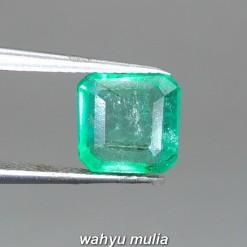 Cari Batu natural Zamrud Hijau Emerald Beryl Colombia Kotak Asli ber memo gri asal jenis berkualitas harga mahal murah_5