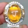gambar Cincin Batu Akik Fosil Golden Amber Katilayu Emas Asli bersertifikat blue berkhasiat berkhodam mustika mancing ikan ciri harga mengaktifkan tes_5