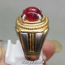 Batu Ruby Merah Delima Asli jakarta surabaya kalimantan sulawesi pria wanita_3