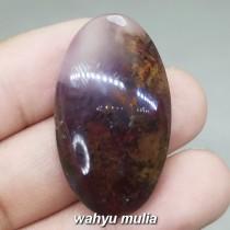 Batu akik Badar Lumut Cokelat Trenggalek kristal Asli besar bagus suliki berkhasiat antik bagus_5